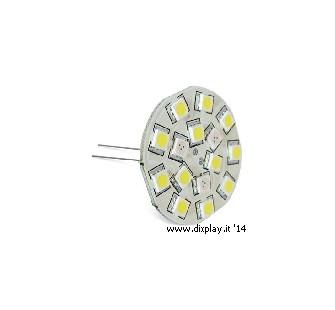 LAMPADA G4 15smd led 8V-35V bf