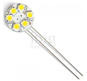 LAMPADA G4-6SMD LED 8v 35v bf